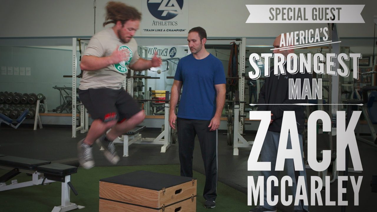 Zack McCarley's Box Jumps