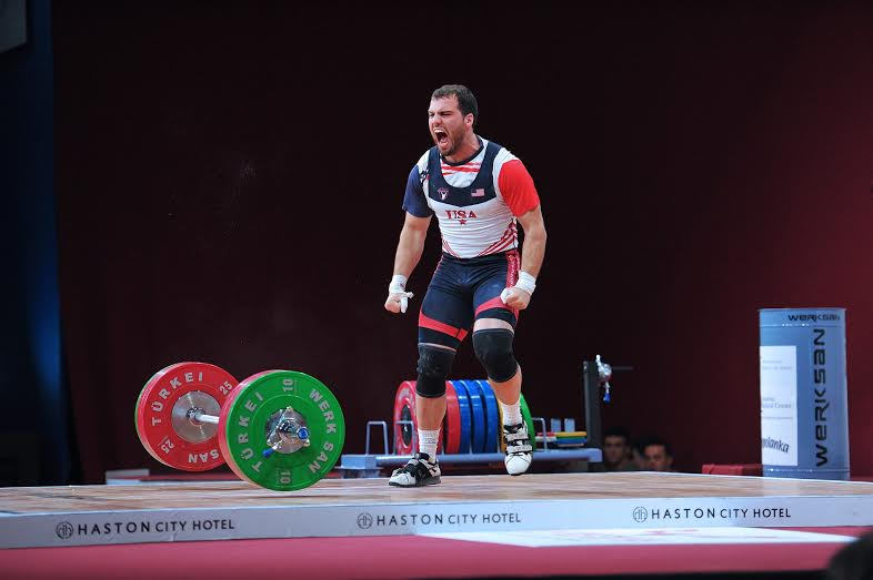 4 Pillars of Olympic Weightlifting- Mike
