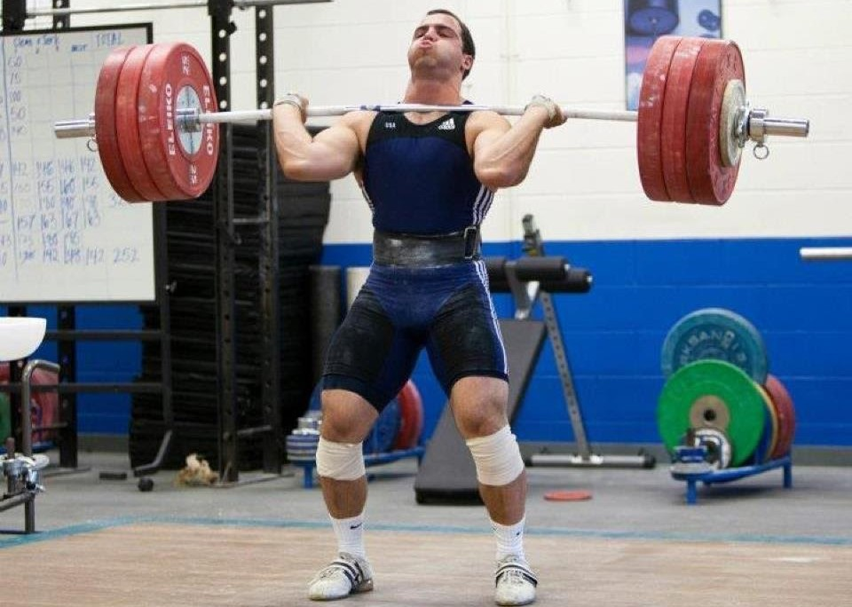 4 Tips for a Monster Clean and Jerk - 8 Weeks Out